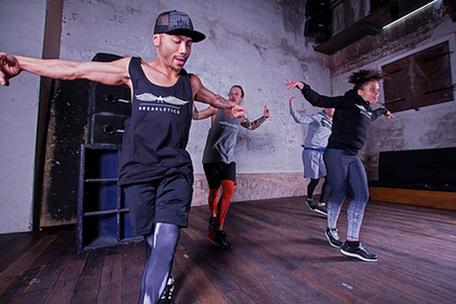 """Fitness mit HIIT the Beat by Breakletics - Heute bei """"Die Höhle der Löwen"""""""