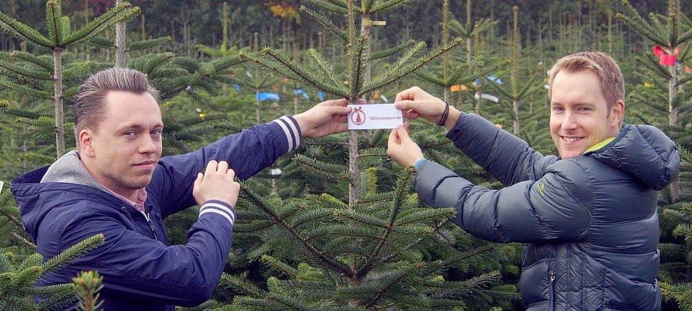 123Tannenbaum - Weihnachtsbäume per Post