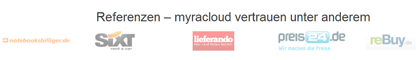 myracloud Partner
