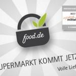 Food.de bekommt namhafte Konkurrenz