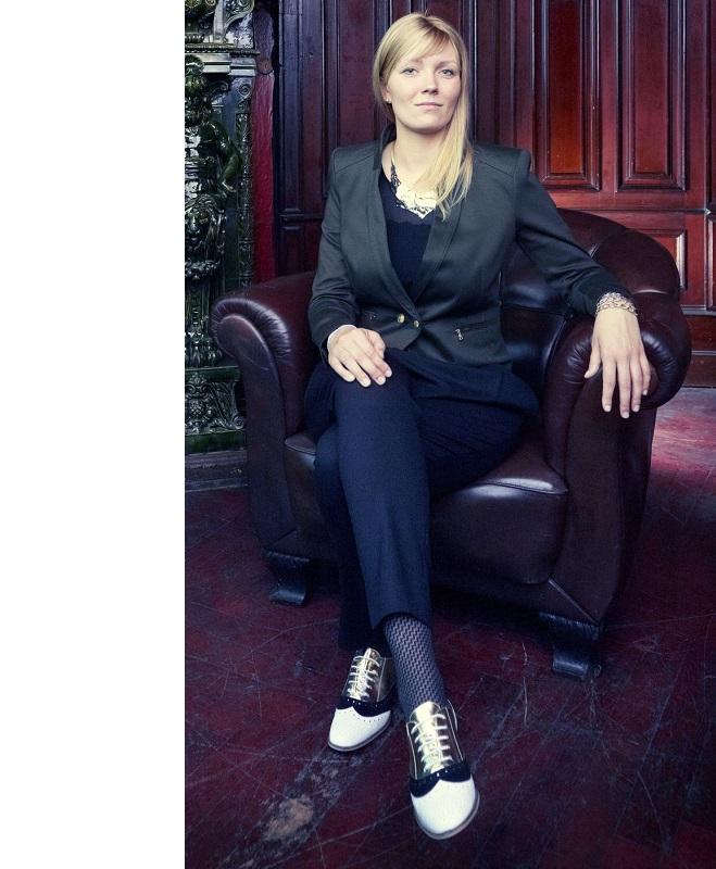 Anna Alex (Gründering und Geschäftsführerin von OUTFITTERY)