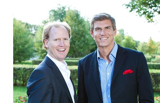 Philipp Pausder und Florian Tetzlaff