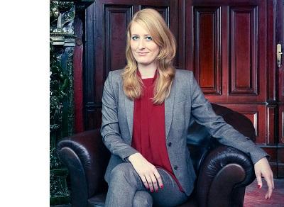 Julia Bösch (Co-Founder und Geschäftsführerin von OUTFITTERY)