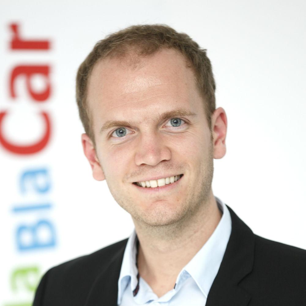 Olivier Bremer - Deutschland-Chef von BlaBlaCar