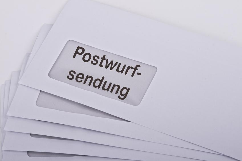 Postwurfsendung Gruenderfreunde