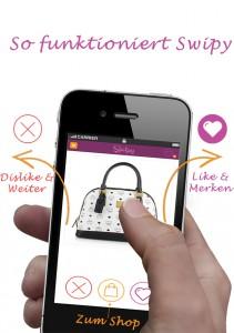 Smartphone-swipy