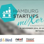 Hamburg Startups Mixer ein voller Erfolg