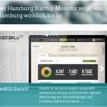 Hamburg Startup Monitor feiert Premiere