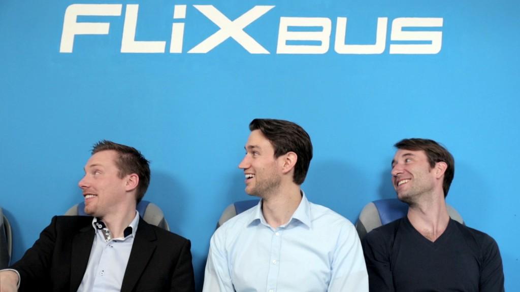FlixBus Gruender_Andre Schwaemmlein, Jochen Engert, Daniel Krauss (v.l.)
