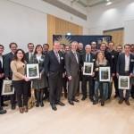KUER Businessplan Wettbewerb: grüne Startups geehrt
