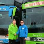 MeinFernbus und FlixBus: Fusion auf dem Fernbusmarkt