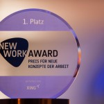 New Work Award 2015 - auticon gewinnt!