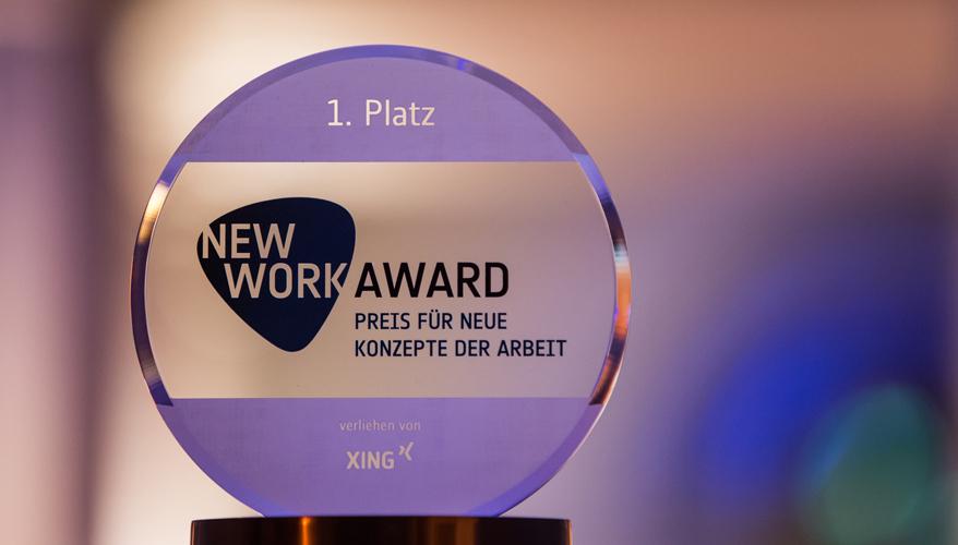 New Work Award 2015 – auticon gewinnt!
