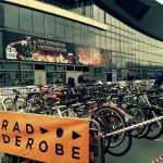 FahrradGarderobe - Räder sicher und ordentlich parken