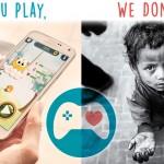 Spielerisch spenden mit Charity Games