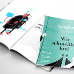 """transform Magazin: """"Wir lassen die Crowd entscheiden"""""""