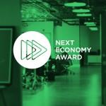 Next Economy Award -  neuer Wettbewerb für nachhaltige Startups