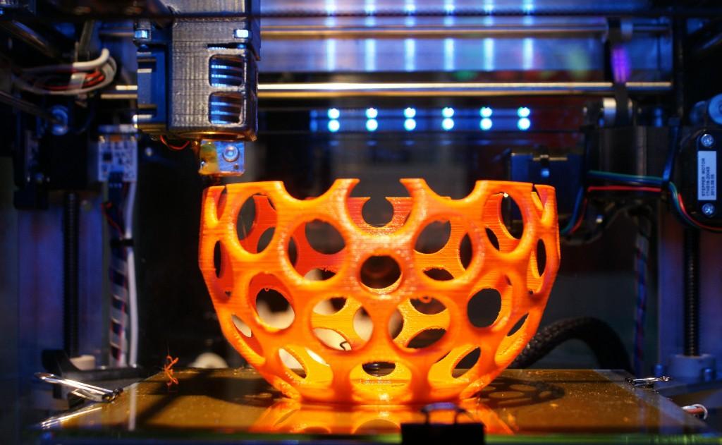 3D-Drucker_Lampenschirm