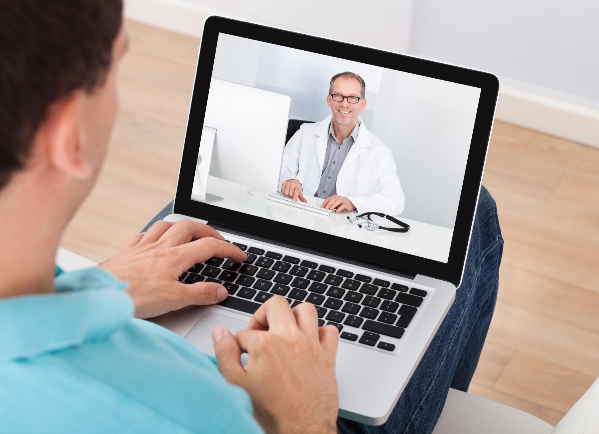 Gesundheit E-Health Telemedizin