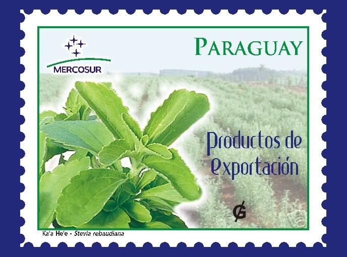 Stevia_Sello_Paraguay
