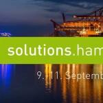 Solutions - Freikarten für den IT-Kongress in Hamburg zu gewinnen!