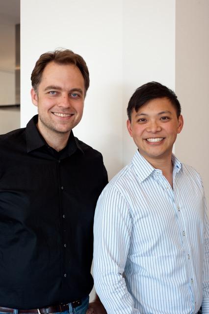 Gründerteam_Christoph Jung & Kachun To_mycs