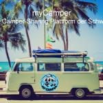myCamper - ein Airbnb für Campingfahrzeuge