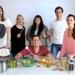 Vazoo bringt YouTube-Stars zum Kochen