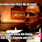 Presseschau: Wie die Telekom Startups abzocken will