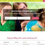 Alltagsretter - das neue Portal für Hilfe im Alltag