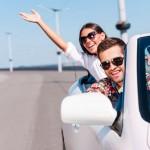 HAPPYCAR braust mit Mietwagen zum Erfolg
