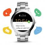 Q Founder - eine neue Smartwatch von Fossil