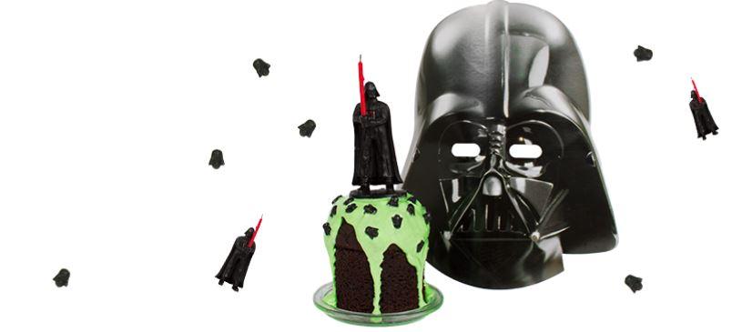 Kuchen im Glas_Star Wars