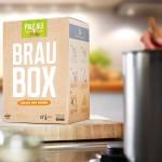 Da braut sich was zusammen:eigenes Bier mit der Braubox