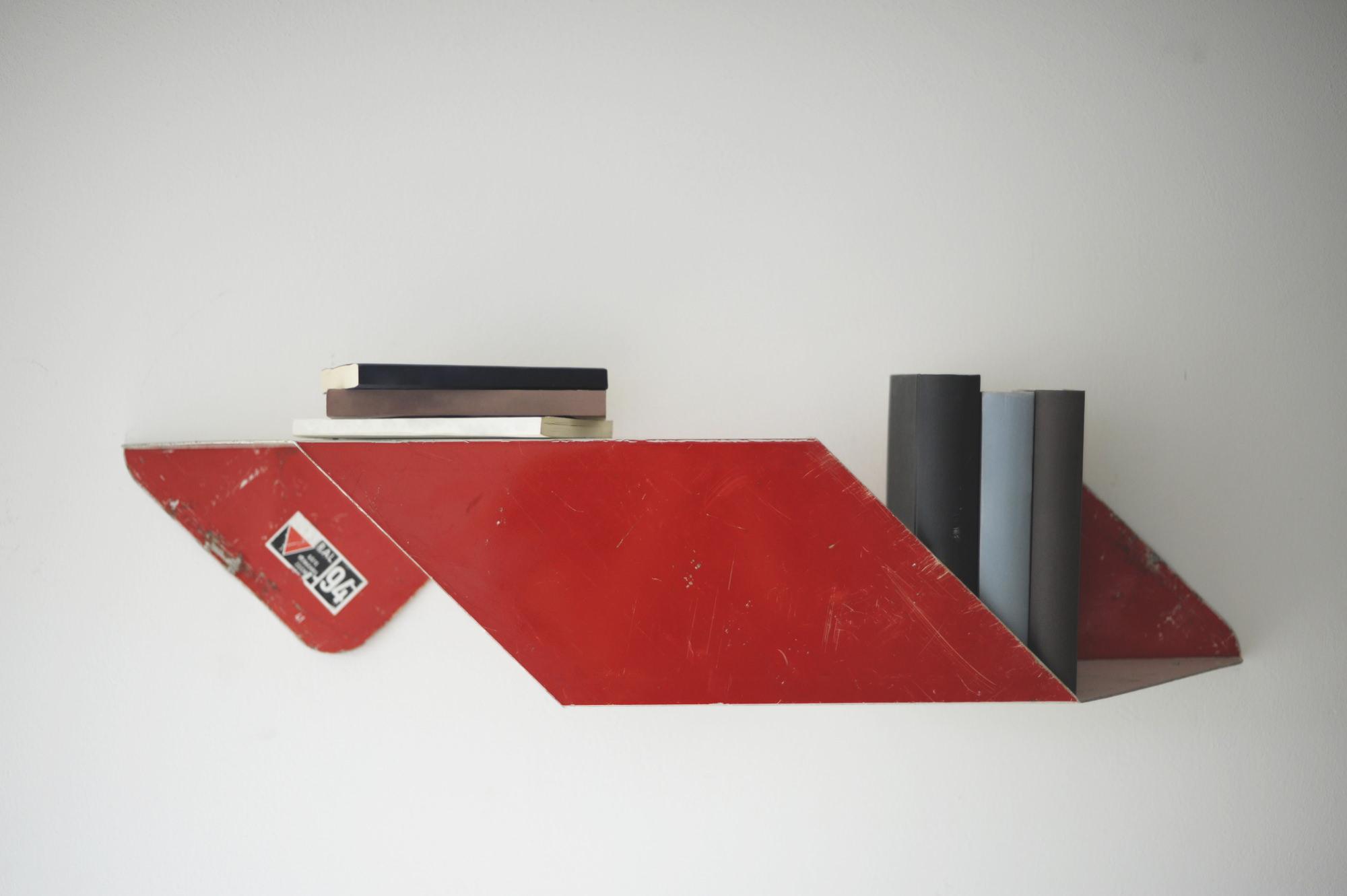 knickblech verkehrsschilder f r die wohnungseinrichtung. Black Bedroom Furniture Sets. Home Design Ideas