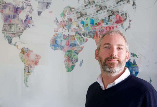 Michael Kent, Gründer und CEO von Azimo