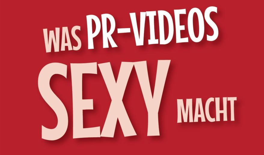 PR-Video Tipps Erfolg