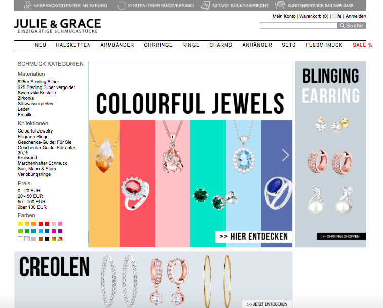 JULIE&GRACE_Homepage
