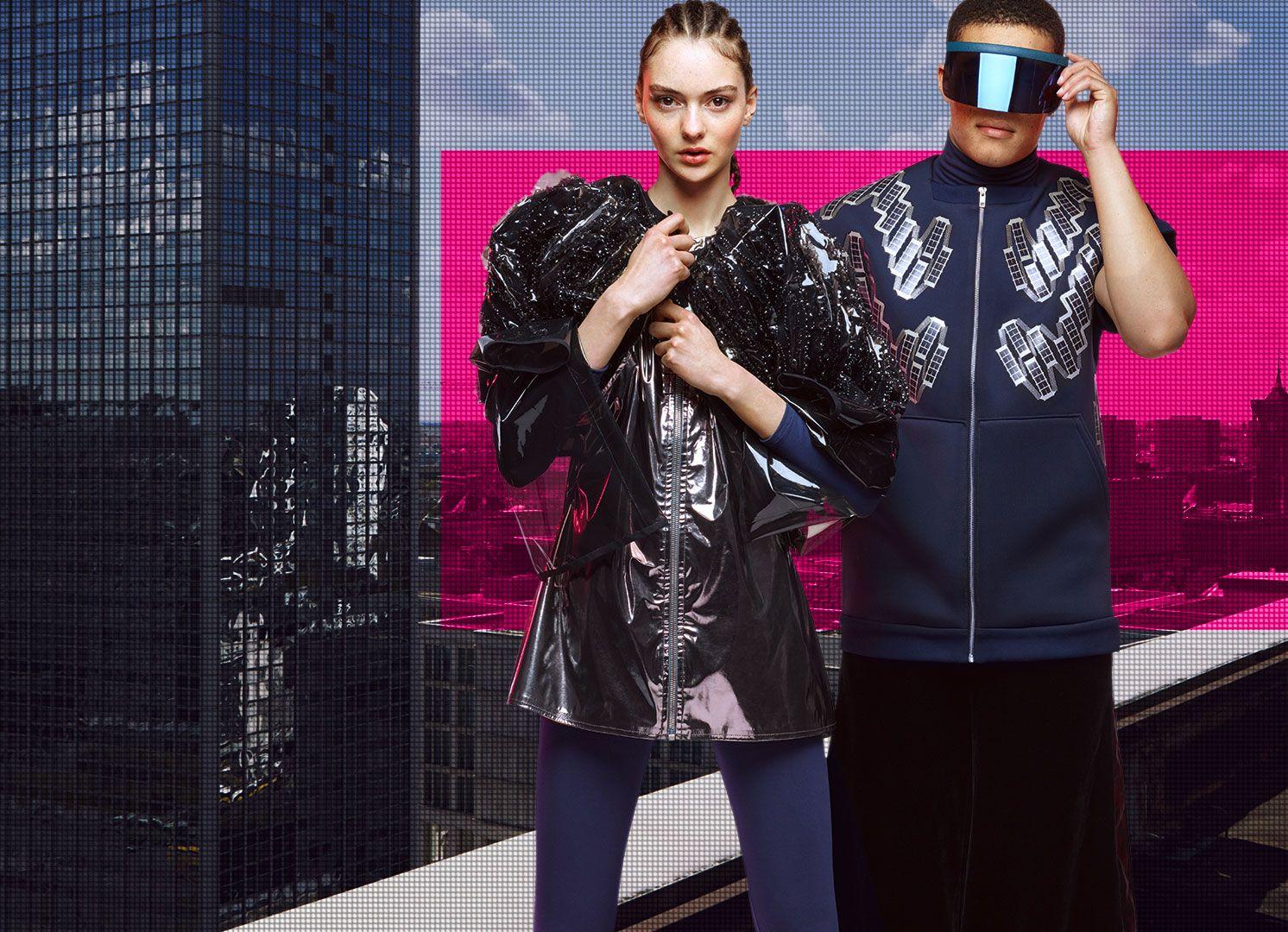 Fashion Fusion Mode Wettbewerb