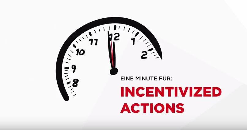 Incentivized Actions Erklärung Basiswissen