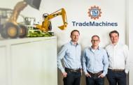 TradeMachines baggert sich zur Nummer 1