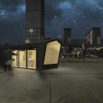 CABIN SPACEY - Wohnen auf dem Dach