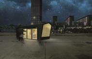 CABIN SPACEY – Wohnen auf dem Dach