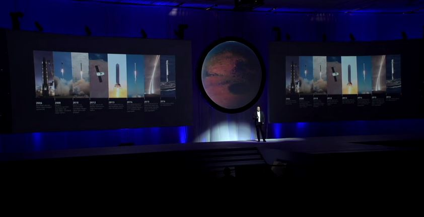 Presseschau SpaceX Snapchat Mars