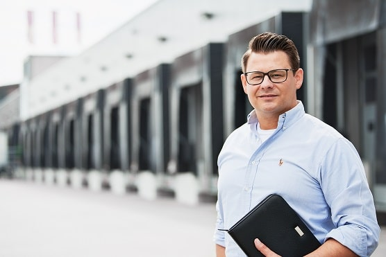 """""""Mehr Ladung bei weniger Fahrten"""" - Im Gespräch mit Alexander Berthele von CNNCT"""