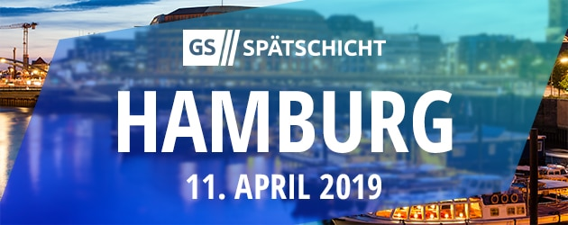 Gründerszene Spätschicht Hamburg - Triff die Digitalszene Hamburgs