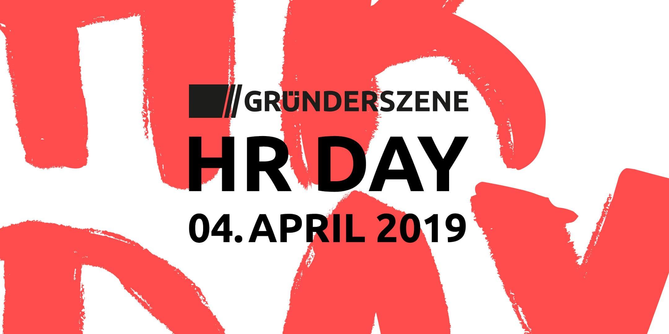 Gründerszene HR Day