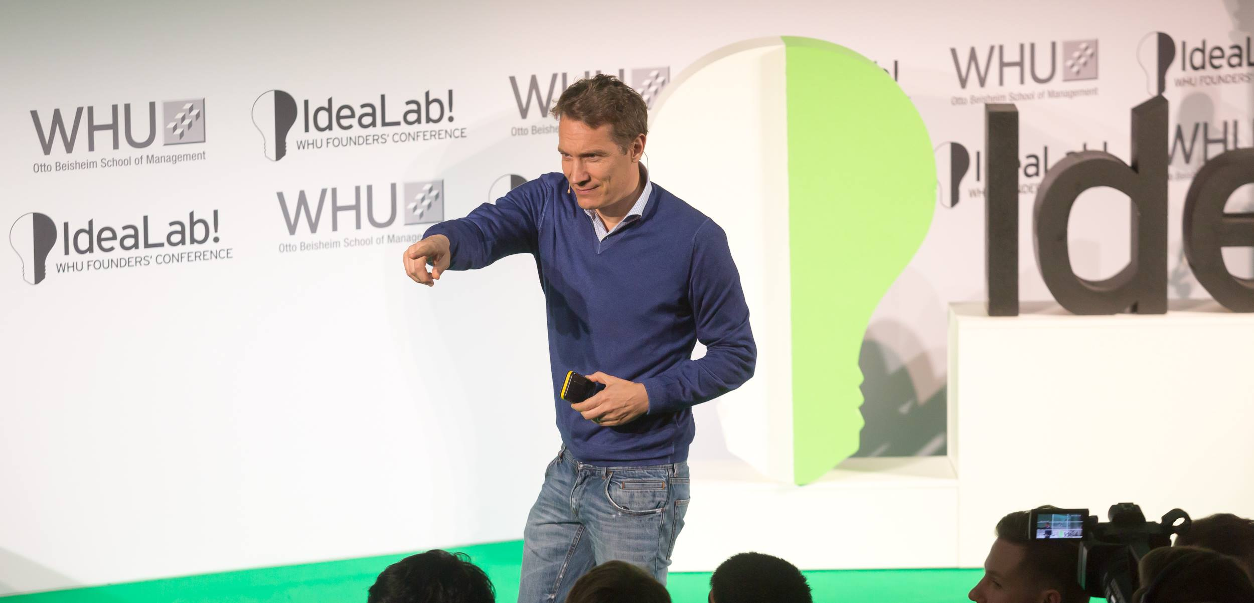 """""""What's wrong with the WHU?!"""" - 2 Tage Idealab17"""