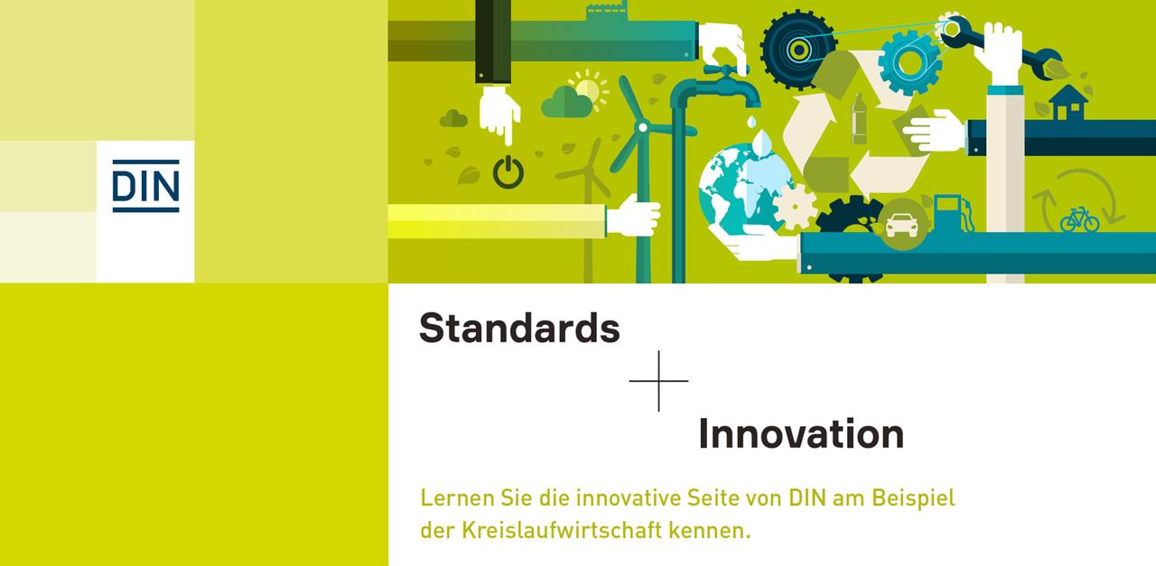 Standardisierung als Unterstützung für Innovationen am Beispiel der Kreislaufwirtschaft