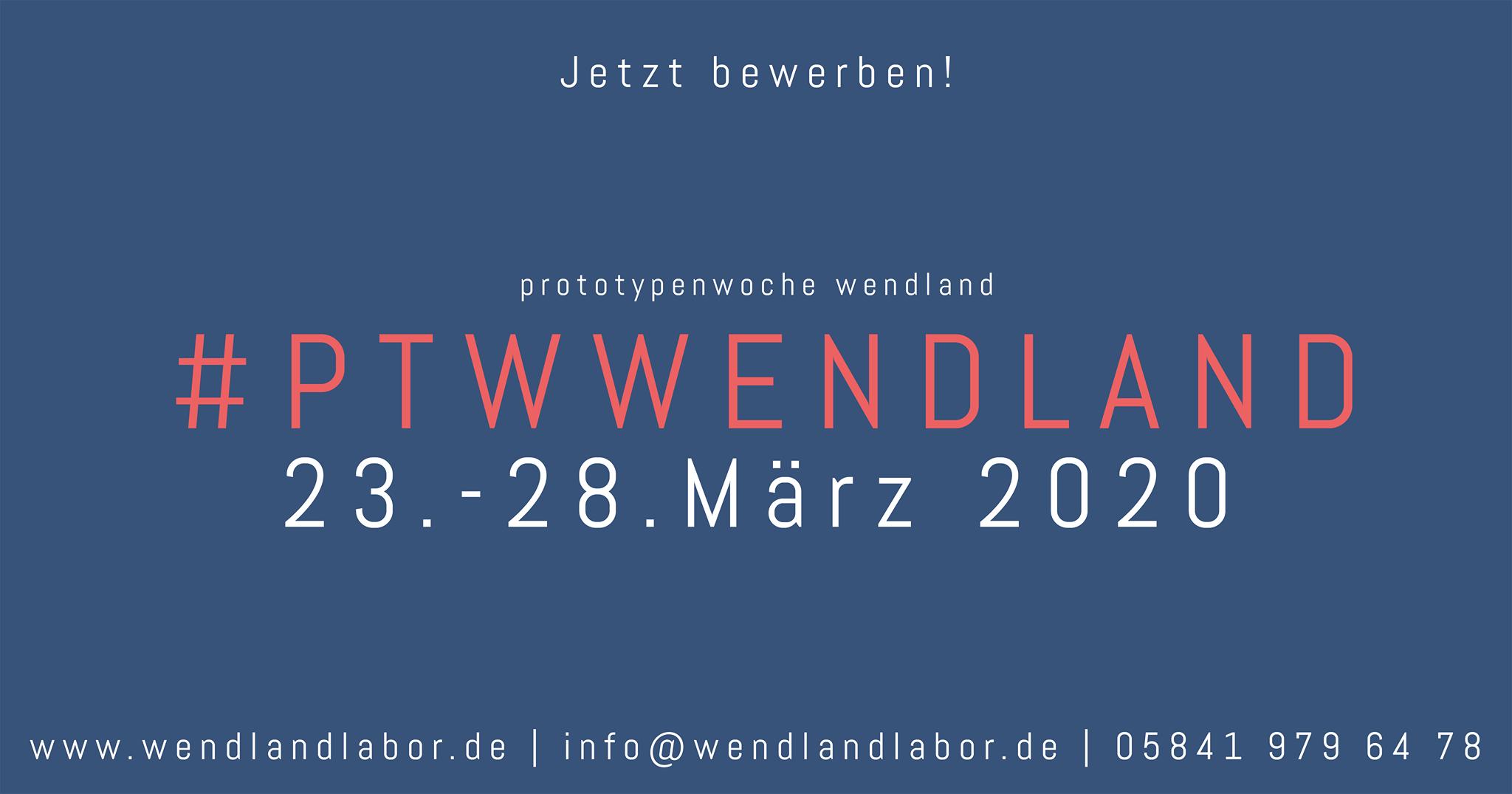 100² | Prototypenwoche_Wendland